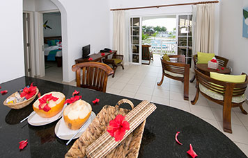 Seychelles hotel rooms